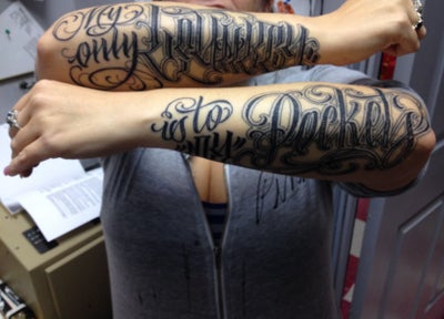 I know better i own a tattoo shop raleigh nc for Best tattoo shops in raleigh