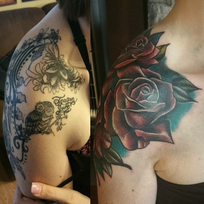 22 year old dummy tempe az tattoo removal review for Tattoo removal az