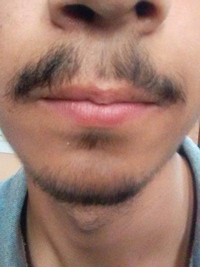 how to grow moustache hair