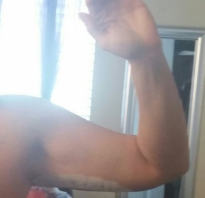 how to make my arms smaller