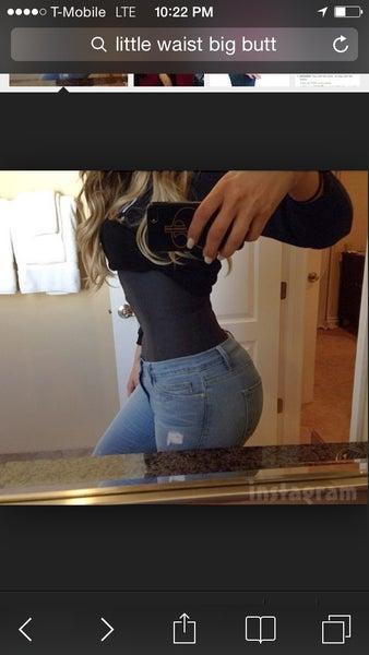 I Want A Bubble Butt 9