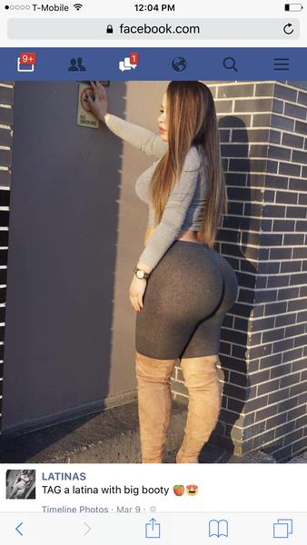 Latinas big booty Hot Latina