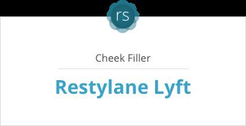Cheek Filler: Restylane Lyft