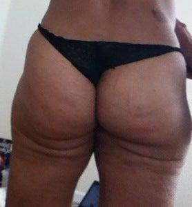 Saddle bags porn ass cheeks -