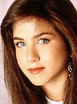 Jennifer Aniston, before plastic surgery?