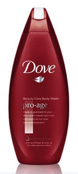 Pro-Age body wash coming soon to the US market