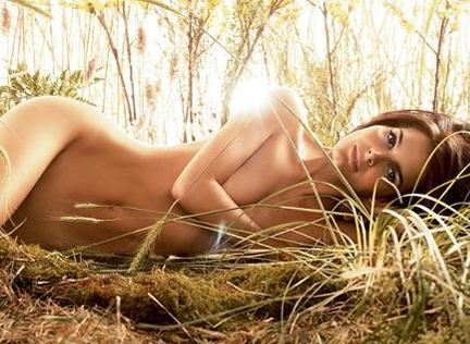 ... Naked issue of Allure magazine came out last May, with Hillary Duff nude ...