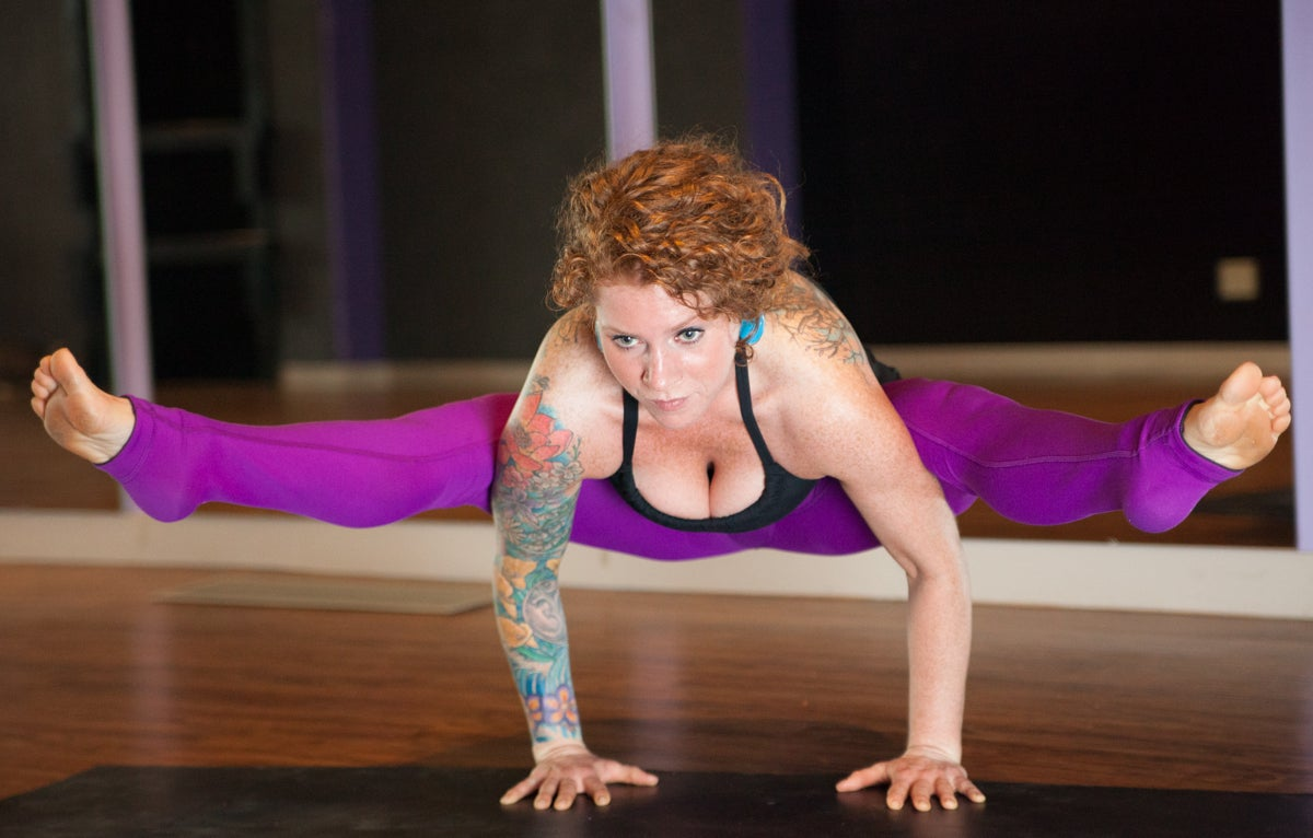 Yogis With Breast Implants