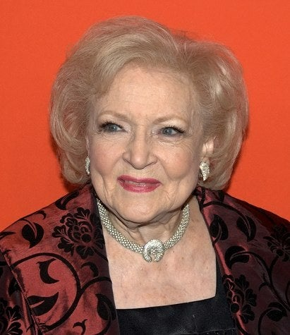 Betty White aging and successful
