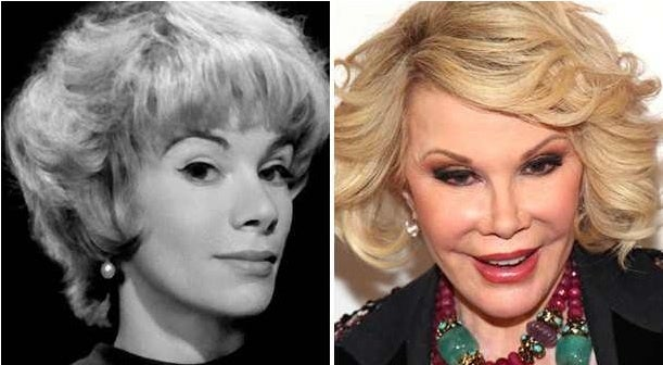 Joan, Then and Now
