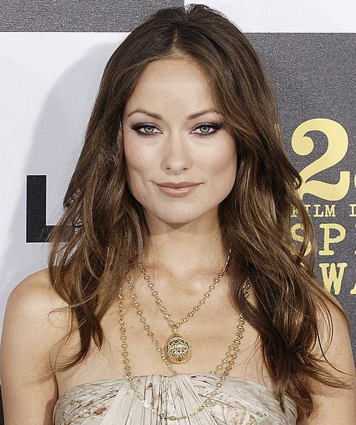 Olivia Wilde eyebrows