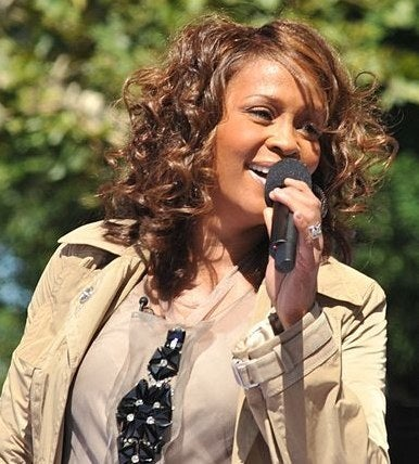 Whitney Houston Facelift