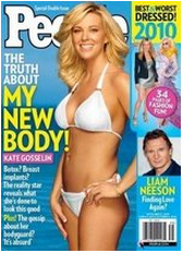 Kate Gosselin tummy tuck