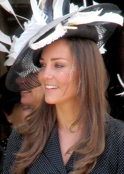 Kate Middleton bee venom