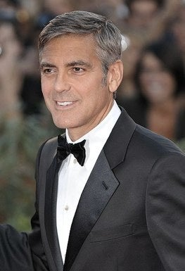 george clooney 50 and hot