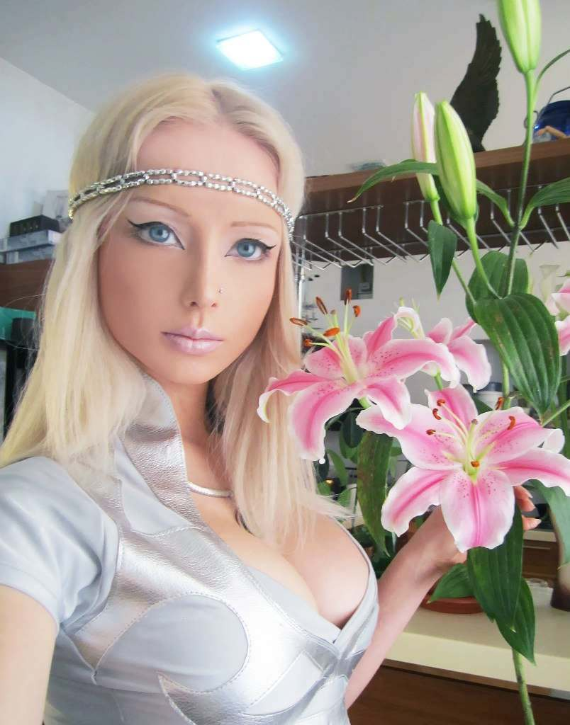barbie plastic surgery