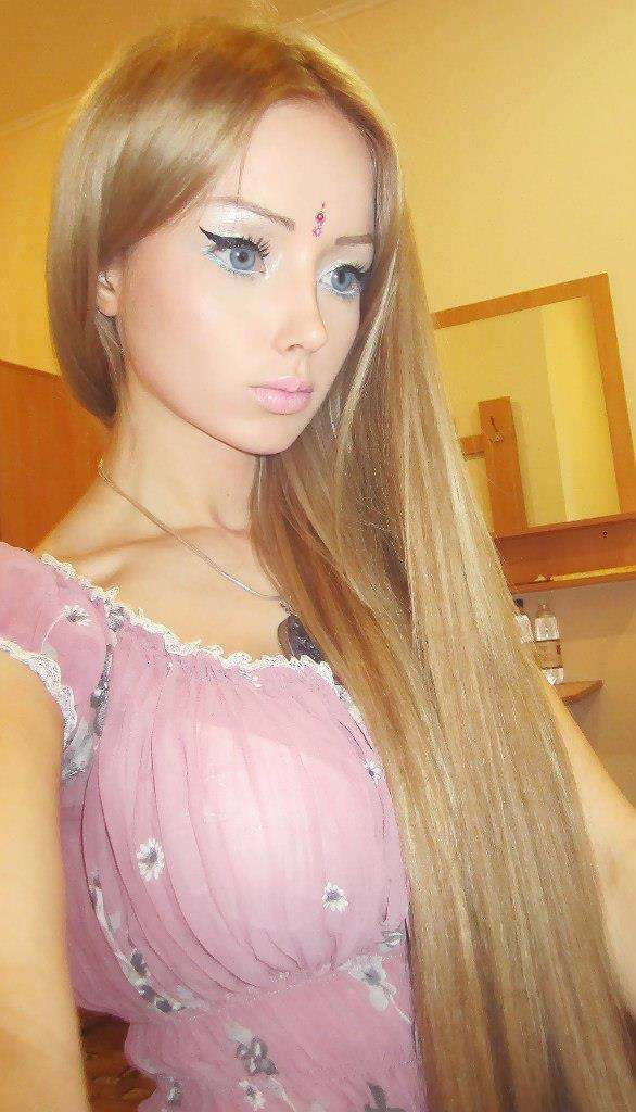 real life Barbie