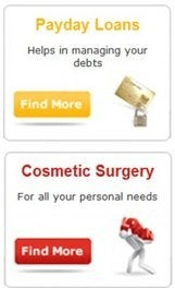 cosmetic surgery loans