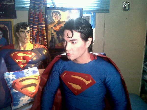 plastic surgery to look like superman