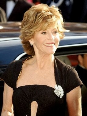 Jane Fonda older and beautiful