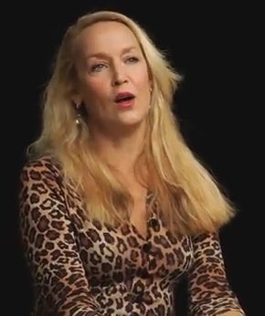 Jerry Hall c/o HBO