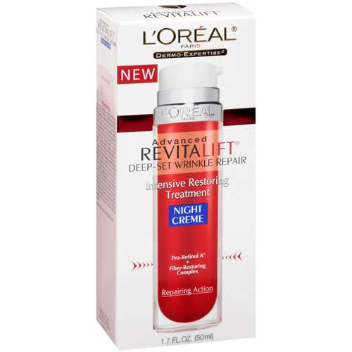 L'Oreal Paris Dermo-Expertise-Revitalift was selected by Consumer Reports as a top eye cream