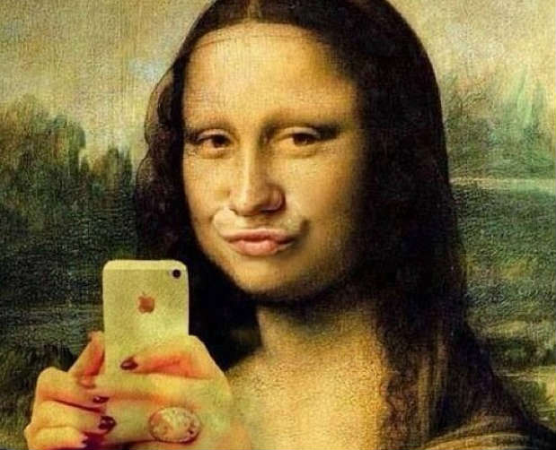 mona lisa plastic surgery to boost your online image