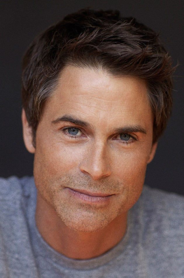 Rob Lowe Denies Plastic Surgery