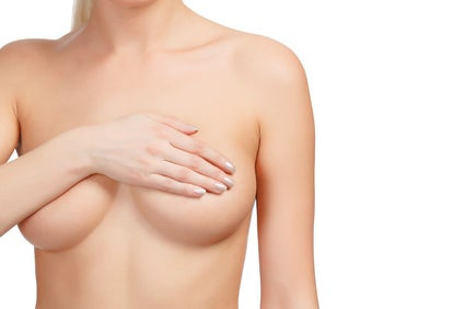 Macrolane breast enhancement