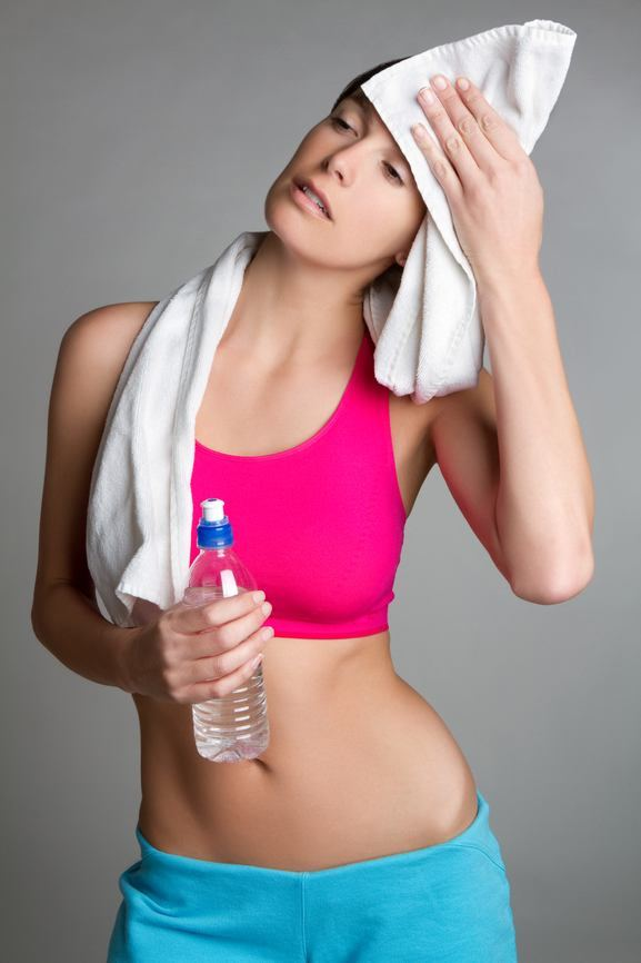 face wash after exercise