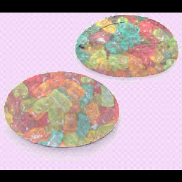 gummy bear breast implants