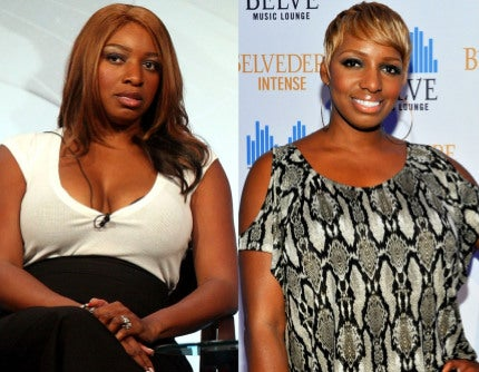 before after breast reduction nene leakes
