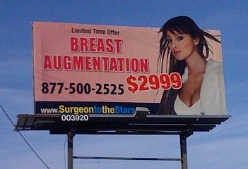 Breast implants for cheap