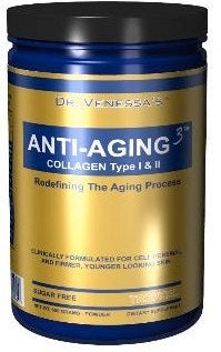 Dr. Venessa's anti-aging collagen drink mix