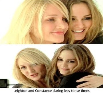 Leighton and Constance Meester lawsuit