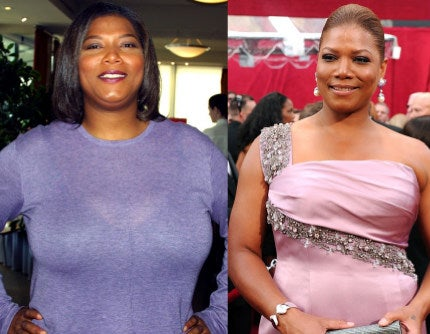 queen latifah before after breast reduction surgery photo