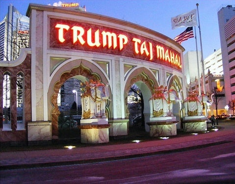 "Try your hand for a ""new nose"" at Trump Taj Mahal Casino"