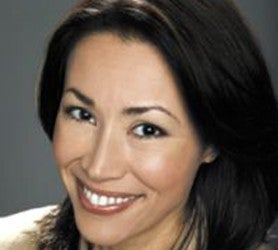 Ann Curry lovely at 50