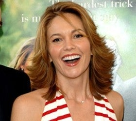 actress diane lane married