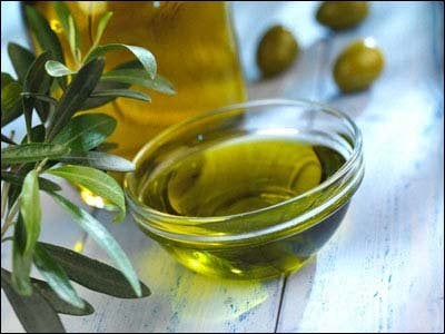 Olives have long been a secret of Greek skincare rituals
