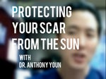 scar surgery sun protection video