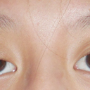 December 27th 2012 - Before first surgery (double eyelid surgery)