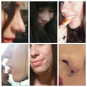 nose from different sides