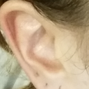 right Earlobe
