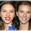 Scarlet Johansson's results are perfect
