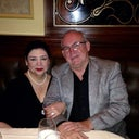 "My 61st Birthday dinner with husband. Face looks full and chin needs to be ""cleaned up""???"