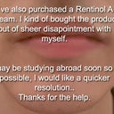Info on me buying Retinol A cream and etc.